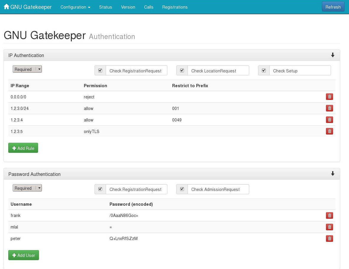Gnu gatekeeper a free voip gatekeeper for h323 the 1betcityfo Image collections